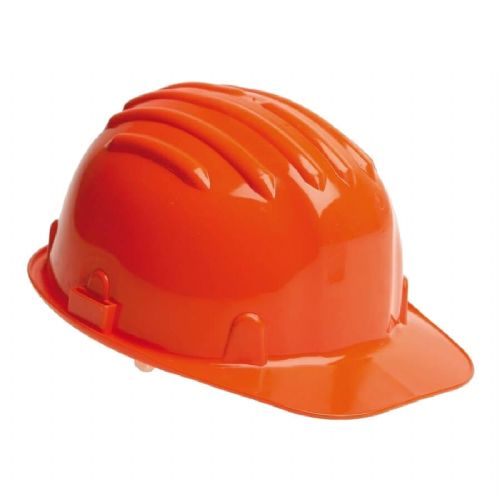 Warrior Orange Safety Helmet